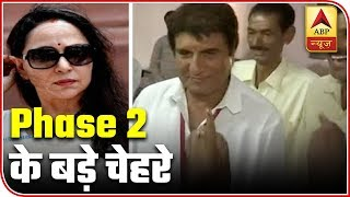 Phase 2 polls in UP to decide fate of Raj Babbar, Hema Malini - ABPNEWSTV