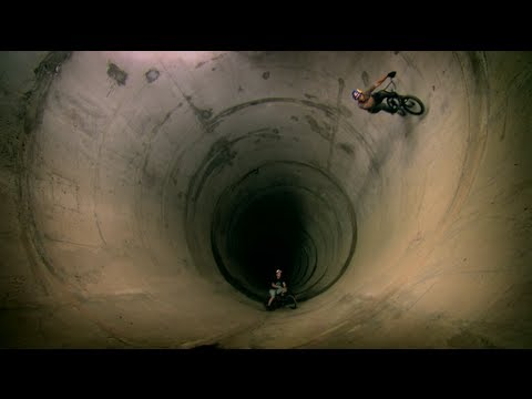 BMX Full Loop Attempt - Red Bull Full Pipe part 3
