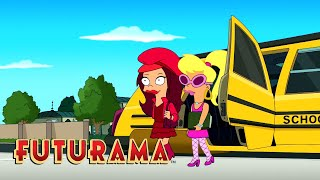 FUTURAMA | Season 8, Episode 6: Leela's Stories | SYFY - SYFY