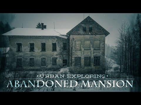 EXPLORACION URBANA: ATERRADORA MANSIÓN ABANDONADA