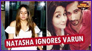 Natasha Skips A Party To Avoid Varun Dhawan   Alia Reason Behind Their Breakup?   Bollywood News - ZOOMDEKHO