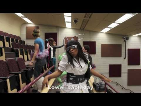 Just Pass - (Med School Parody of &quot;Just Dance&quot; by Lady Gaga)