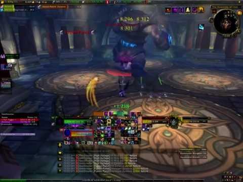 Warlock solo Assembly of Iron HM (Ulduar10)