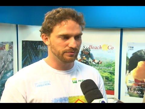 TV Costa Norte - Supereco apresenta projeto Tecendo as Águas