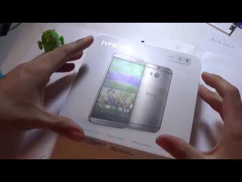 HTC One M8 Unboxing Italiano by TecnoAndroid.it