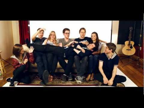 &quot;One More Night&quot; - Maroon 5 - Julia Sheer,Alex Goot, Luke Conard, Corey Gray, Chad Sugg, ATC