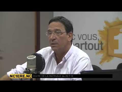 Philippe Gomès : « Le Président a réaffirmé la neutralité de l'État » - 25-11-2014