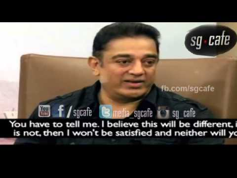 Vishwaroopam Singapore Press Meet Part 3: Kamal Haasan In English
