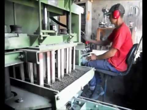 Maquinas para fabricar  blocos de concreto
