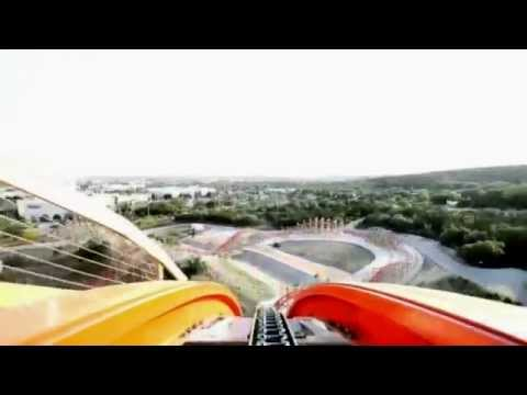 Iron Rattler- HD-POV- Six Flags Fiesta Texas