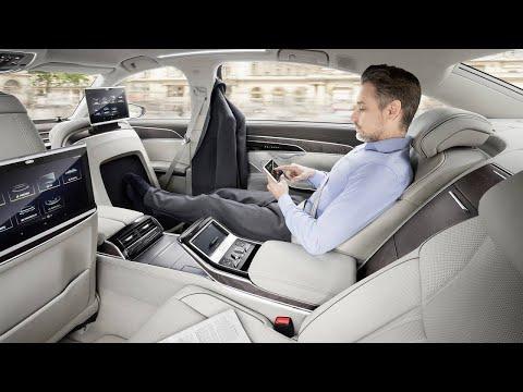 تعرف على سيارة  اودى 2018 بالتكنولجيا الحديثة