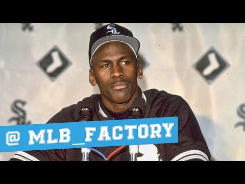 Michael Jordan Tries Out Baseball | Mini Documentary