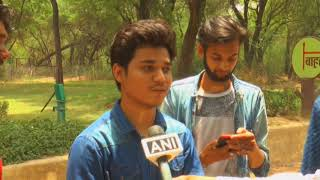 21 May, 2018 - City zoo employs rain guns and diet plan to keep it cool for animals - ANIINDIAFILE