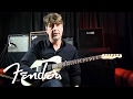 Jim Root discusses his signature Squier Telecaster