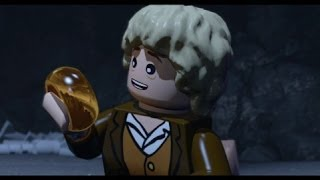 LEGO Lord of the Rings - Level 1 'Prologue' 100% Guide (All Collectibles)