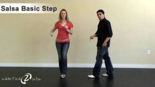 Learn Salsa Dancing in 2 minutes