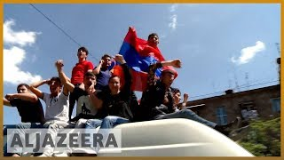 🇦🇲Armenians take part in first vote after mass protests | Al Jazeera English - ALJAZEERAENGLISH