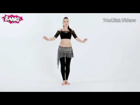 BELLY DANCING STEP BY STEP