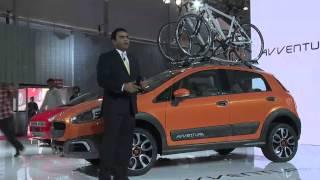 Fiat India - Auto Expo Unveiling