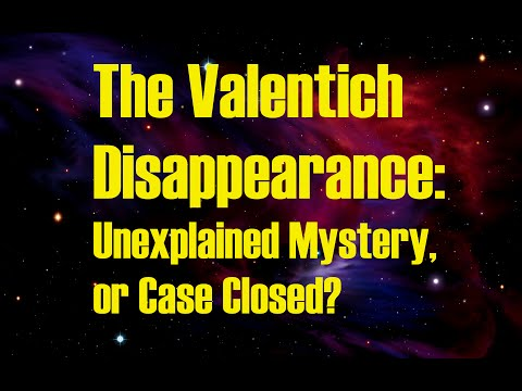 The Valentich Disappearance 38 Years After on The Gralien Report