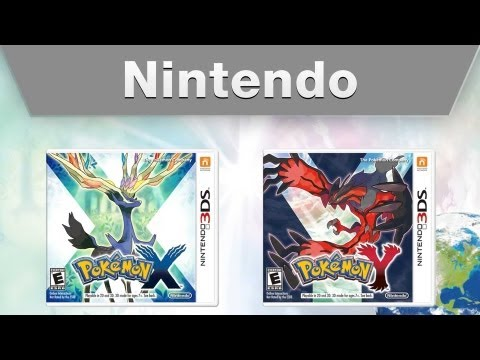 Nintendo Developer Roundtable featuring Pokémon X and Pokémon Y