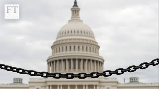 How government shutdown affects the US economy - FINANCIALTIMESVIDEOS