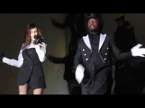 Will.I.Am solo #WillPower Tour - Bang Bang HD