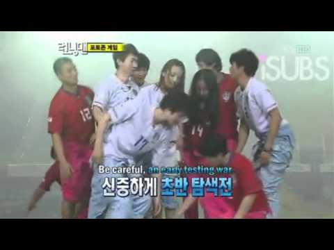 Funny photo game Peaceful Gary compilation - Running Man