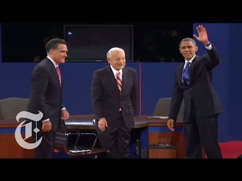 Third Presidential Debate on Foreign Policy Coverage - Oct 22, 2012 - Elections 2012