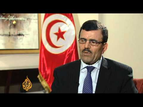 Salafist group clashes with police in Tunisia