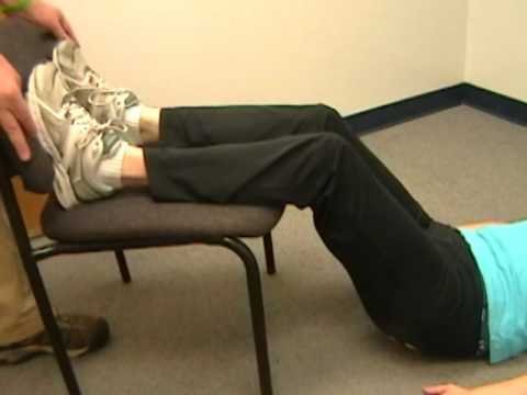 Sacroiliac Joint Dysfunction-Exercises