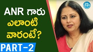 Actress Jayasudha Exclusive Interview - Part #2 || Koffee With Yamuna Kishore - IDREAMMOVIES