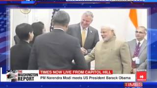 Why Narendra Modi and Barack Obama meet is historic - TIMESNOWONLINE