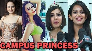 Campus Princess 2014  | Bollywood News