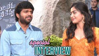 Director Anil Ravipudi - Rashmika Interview | Sarileru Neekevvaru | Mahesh Babu - TFPC