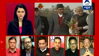 ABP News debate l 60 years v/s 6 months: Is it justified to ask Modi govt's 6-month report card? - ABPNEWSTV