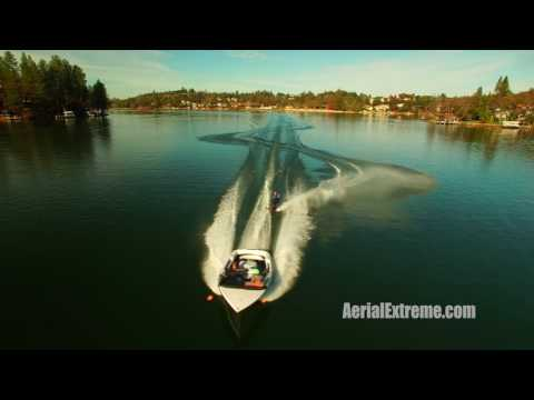Waterskiing at LOP 12 03 16