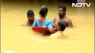 केरल के साथ देश: बाढ़ग्रस्त केरल के लिए NDTV का विशेष अभियान - NDTVINDIA