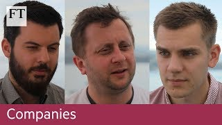 Entrepreneurs taking on the tech giants - FINANCIALTIMESVIDEOS