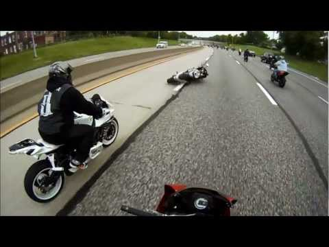 2012 Ride of the Century Streetfighterz ROC St. Louis R.O.C. Crash!!!