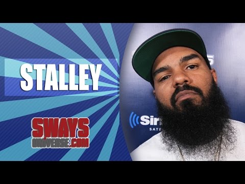 Stalley - Stalley Freestyles On Sway In The Morning