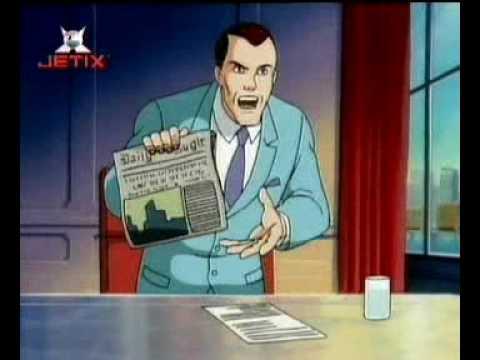 """Spiderman Odcinek 31 """"Wejście Zielonego Goblina"""" (1/2)"""