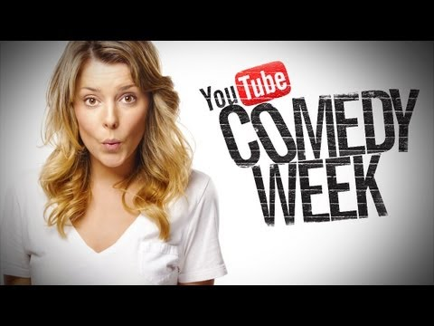 YouTube Comedy Week Is Now!