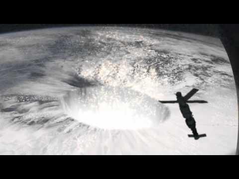 Tierra hueca video real de apertura polar 2012( Hollow Earth )