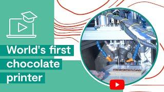 صور و فيديو : الإعلان عن أول طابعة شوكولاتة ثلاثية الأبعاد في العالممن أطرف وأغرب طرق الباعة المتجولين لإعداد الفشار في العالم!!