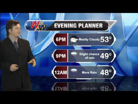 Sunday November 23, 2014 PM Forecast