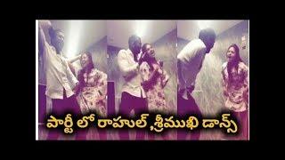 Rahul Sipligunj Mass Dance With Sreemukhi | Bigg Boss 3 Telugu |Srimukhi Dance With Vithika & Varun - RAJSHRITELUGU