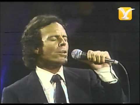 JULIO IGLESIAS, Festival de Viña 1981