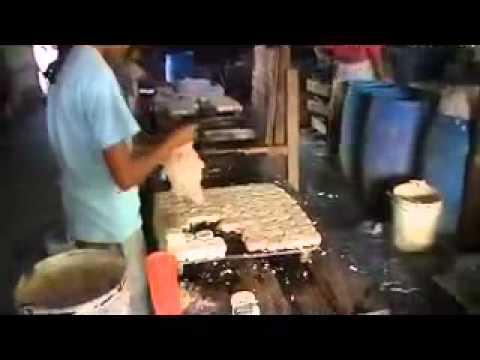 home industri Proses Pembuatan Tahu