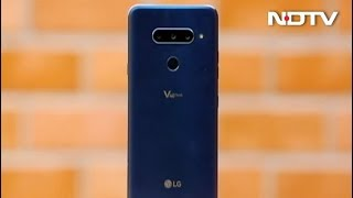 V for Victory for LG V40 ThinQ? - NDTV
